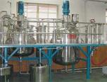 镜面银树脂生产设备